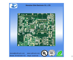 Six Layers Circuit Board For Industrial Control