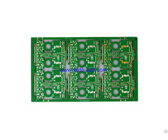 Heavy Copper Fr4 Enig Multilayer Rigid Pcb For Power Supply