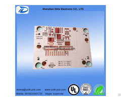 Aluminum Base Pcb With Countersunk Holes