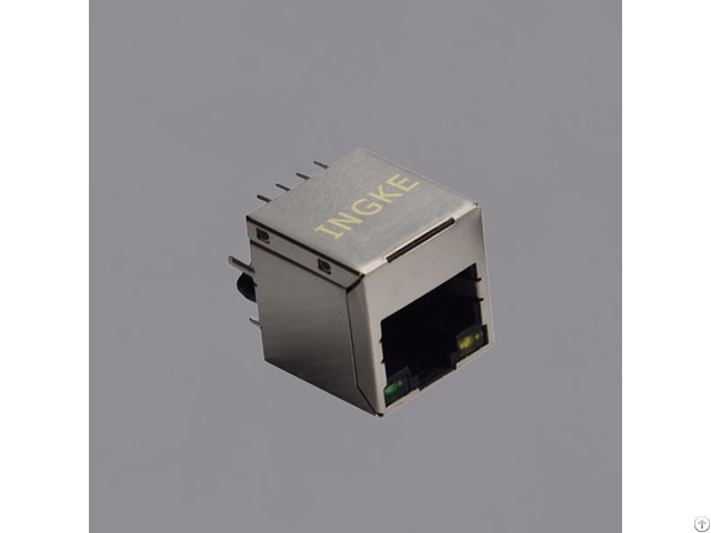 Si 46001 F Ykjv 8006nl Vertical Magnetics Rj45 Jacks