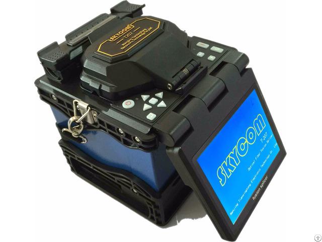 Skycom Hi Precision Digital Fusion Splicer T 207