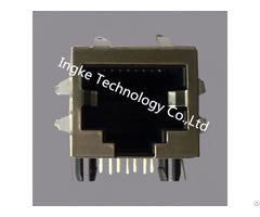 Jxr0 0011nl Rj45 Pcb Through Hole Modular Connectors