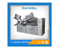 Automatic Tube Filling And Sealing Machine For Toothpaste