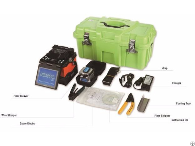 Skycom Hi Precision Digital Fusion Splicer