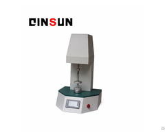 Automatic Wrinkle Recovery Testing Machine