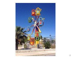 Mini Ferris Wheel Family Rides For Sale