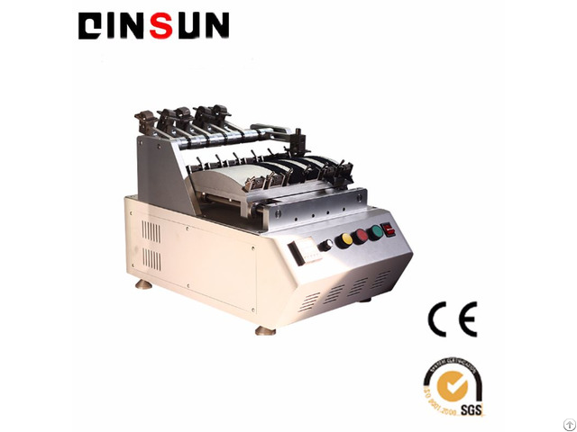 Jis Rubbing Colour Fastness Tester