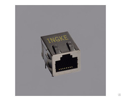 08b1 1x1t 06 F Through Hole Single Port Magnetic Rj45 Jacks