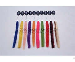 100% Color Ring Chart Human Hair