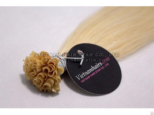 U Tip Nail Keratin Hair Extensions Factory Price Hanoi Eceurope Market