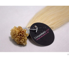U Tip Nail Keratin Hair Extensions Factory Price