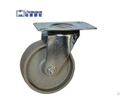 Light Duty Iron Caster