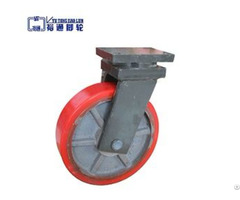 Heavy Duty Pu 3 Tons Caster