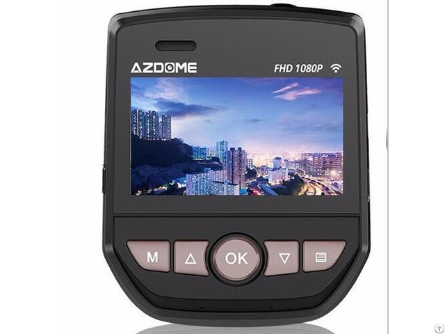 Azdome A305 Best Night Vision Dash Cam