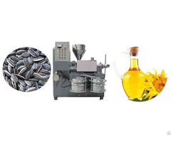 High Quality Sunflower Oil Extraction Making Machine Line