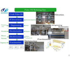 Sunflower Seed Oil Refining Machine