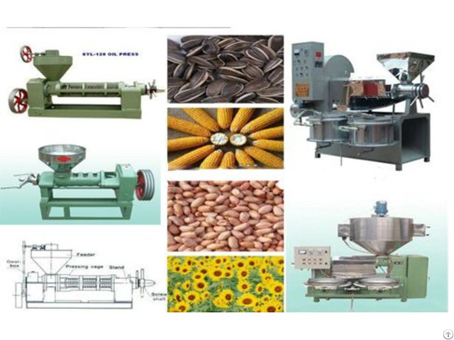 Pressing Machine/prepressing Machine/oil Press