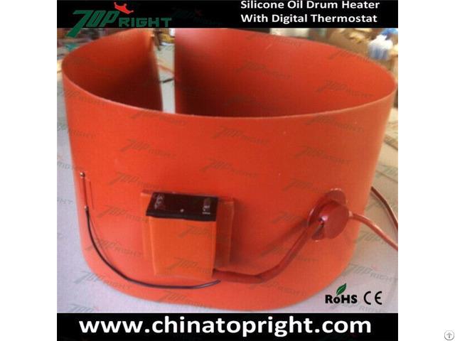Silicone Rubber Heater