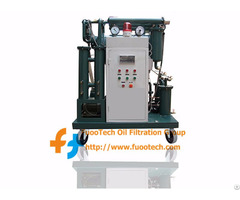 Series Zy Small Portable Single-stage Vacuum Transformer Oil Recycling Plant