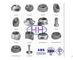 China Supplier,b16.11 Stainless Steel Forged Pipe Fitting & B16.9 Butt Welding Pipe Fitting