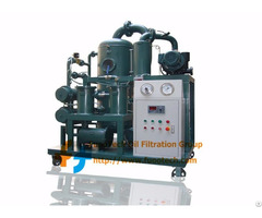 Double-stage Vacuum Transformer Oil Filtration Machine Zyd-100 With Capacity Of 6000 Lph