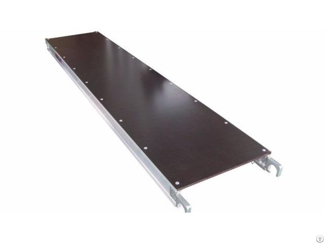 Yangzhou Synergy Aluminium Scaffoding Platform With Hatch
