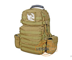 1000d High Strength Waterproof Nylon Tactical Backpack