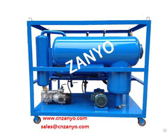 High Ranking Vacuum Turbine Oil Purifier