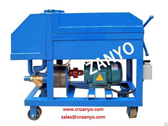 Zyp Plate Pressure Oil Purifier