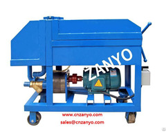 Zyp Plate Pressure Oil Purifier