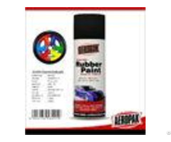 Multi Purpose Removable Car Paintfor Surface Protection Or Decoration
