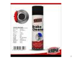Protective Brake Cleaner Sprayfor Vehicle Servicing And Machinery Maintenance