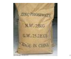 Super Fine Zinc Phosphate White Powder Harmless Anti Corrosive Pigments