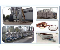 Cassava Starch Process Machine Line