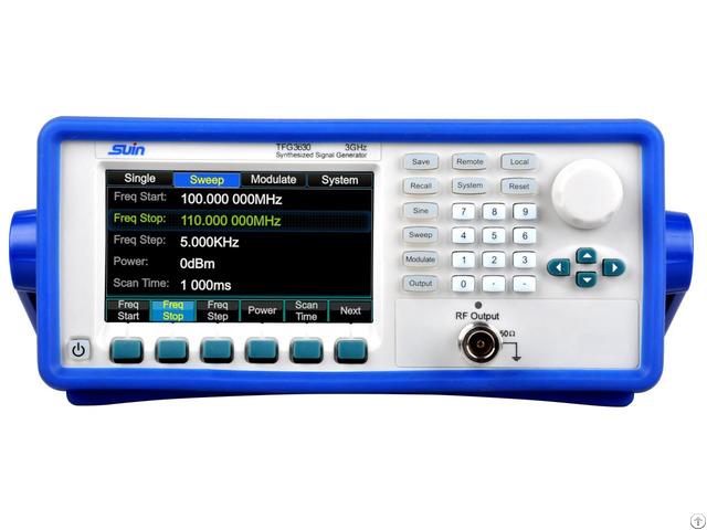 Synthesized Signal Generators