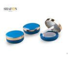 Blue Injection Color Empty Air Cushion Abs Plating 15g 74mm Diameter Detailed Design