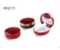 Cosmetic Cheek Blusher Empty Air Cushion 15g Custom Colors 74mm Diameter