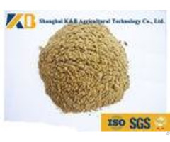 High Protein Cattle Feed Powder Contain Various Nutrition With Plastic Bag Package