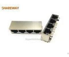 J20 0115nl Rj45 Modular Jack For Cat 5 6 Fast Ethernet Cable Or Better Utp