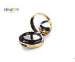 Airless Plating Empty Air Cushion For Make Up Powder Women Use 76mm Diameter