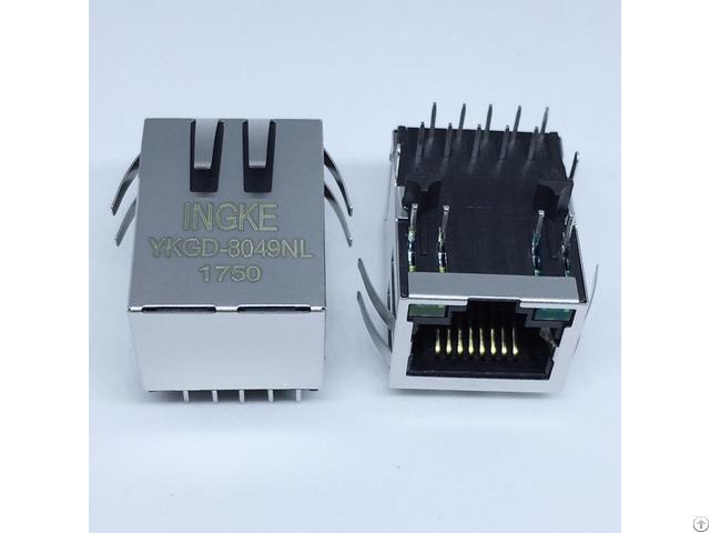 Ingke Ykgd 8049nl 100% Cross Si 61001 F Rj45 Ethernet Connectors