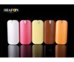 50ml Plastic Refillable Empty Foundation Bottle For Bb Cc Cream Custom Color