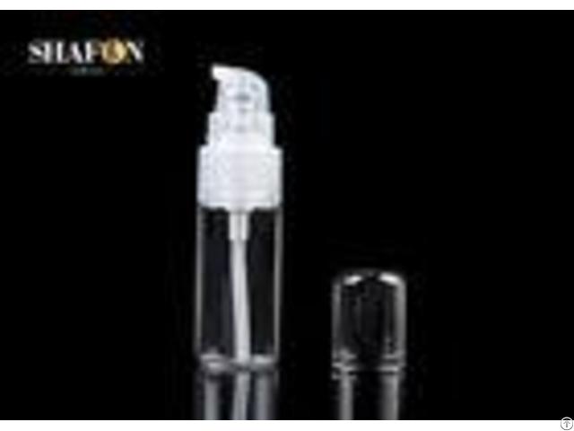 Empty Petg 18ml Perfume Spray Bottle Anti Osmosis With Blow Process
