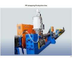 Pp Strap Production Line