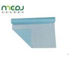 60cmx100m Disposable Bed Sheet Roll Ce Approved For Clinic Salon