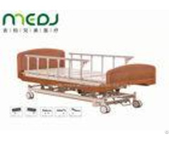 Wooden Head Clinic Hospital Patient Bed Mjsd04 03 Electric Control