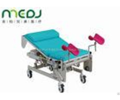 Motorized Gynecological Examination Table Height Adjustable With Paper Holder