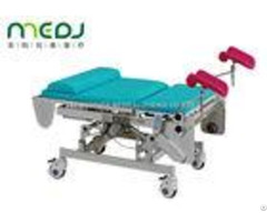 Automatic Gyn Gynecological Examination Couch Obstetric Table Adjustable Height