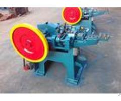 Black Steel Wire Nail Manufacturing Machine High Speed 800kg Weight Z94 1c