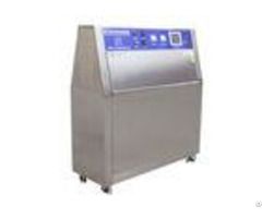 Industrial Plastic Uv Aging Test Chamber Programmable Temperature Controller